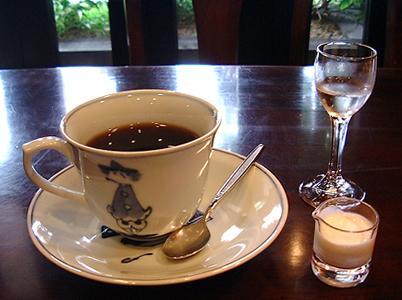 CAFE RANBAN(カフェ ランバン)のコーヒー